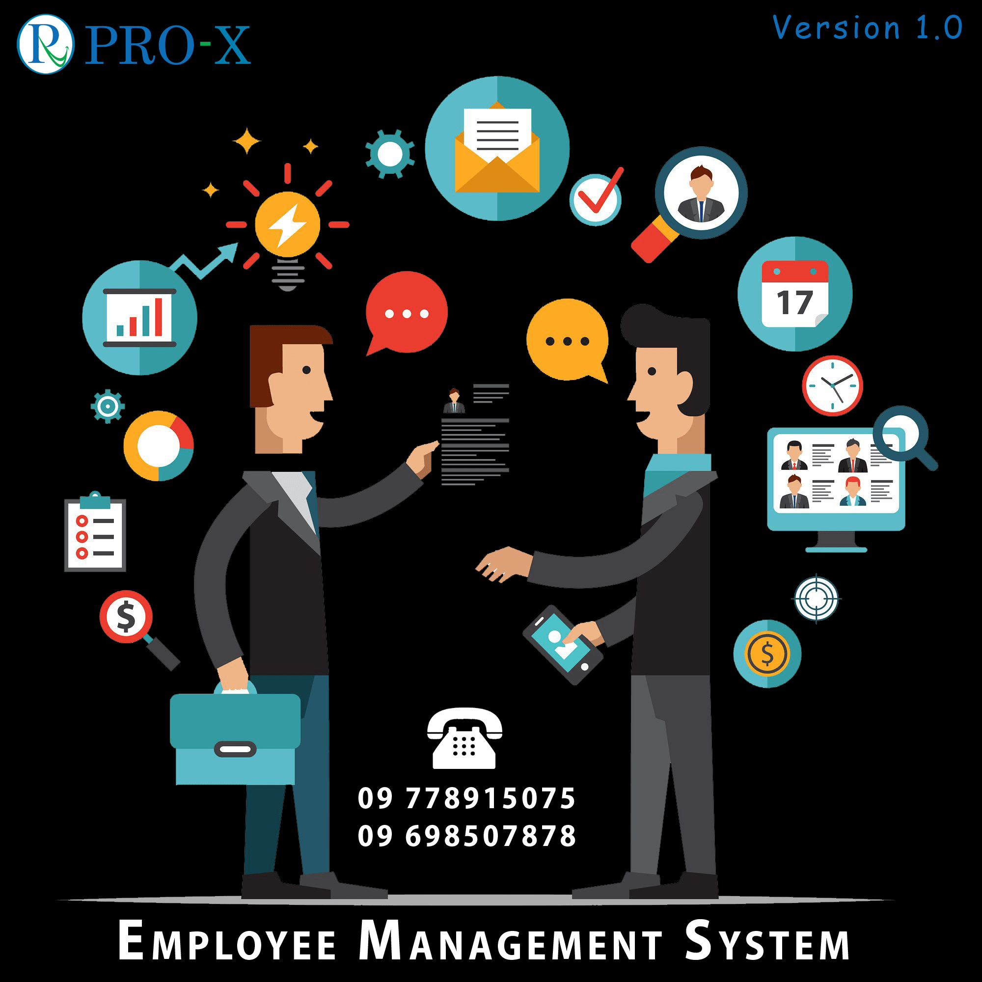 Employee Management System (Version 1.0)
