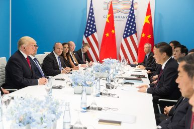 The US-China Trade War: Winners and Losers