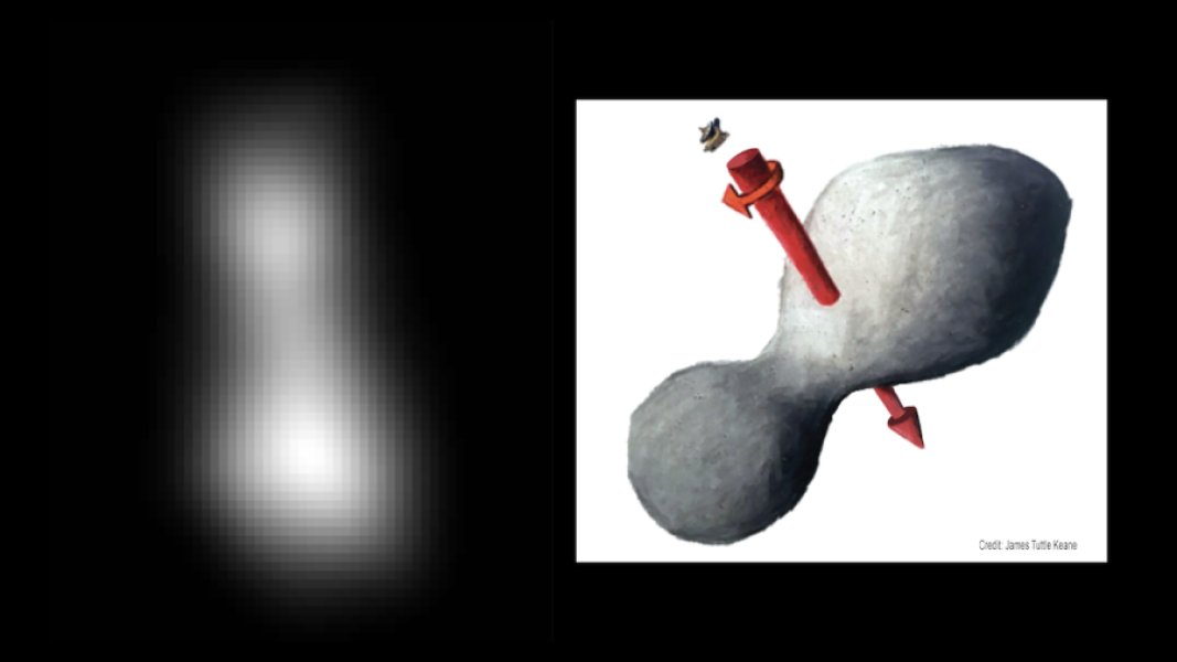 New Horizons successfully explores Ultima Thule
