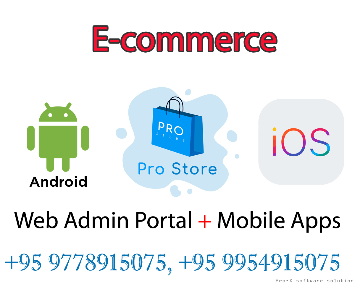 E-commerce (Android & iOS)